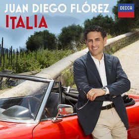 Juan Diego Flórez, Juan Diego Flórez - Italia, 00028947884088