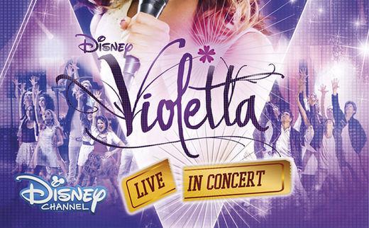 Disney, Violetta - Zusatzkonzerte + Live-Album ...