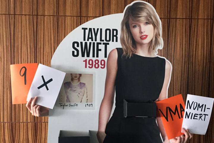 Taylor Swift VMA Gewinnspiel