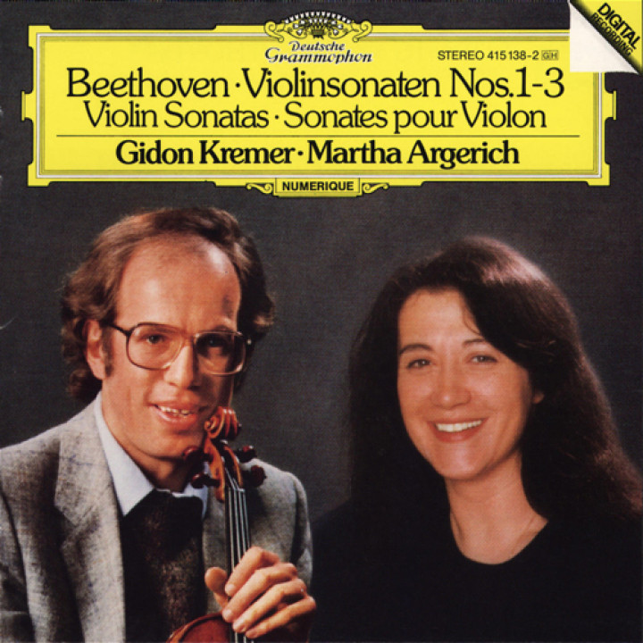Beethoven: Sonatas for Violin and Piano
