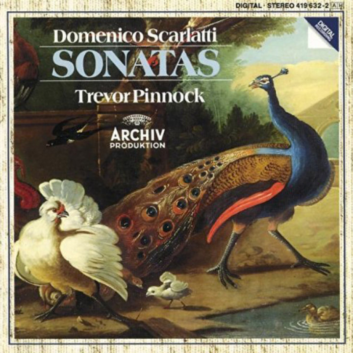 Domenico Scarlatti.: Sonatas