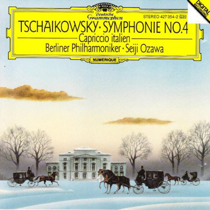Tchaikovsky: Symphony No.4 in F minor Op.36; Capriccio Italien Op.45