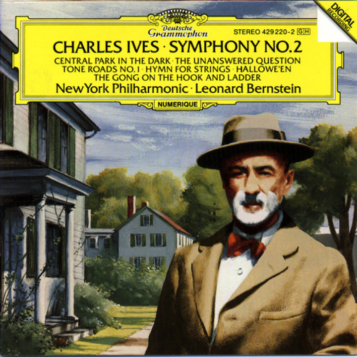 Charles Ives: Symphony No.2