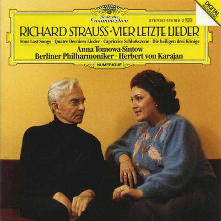 Richard Strauss: Four Last Songs