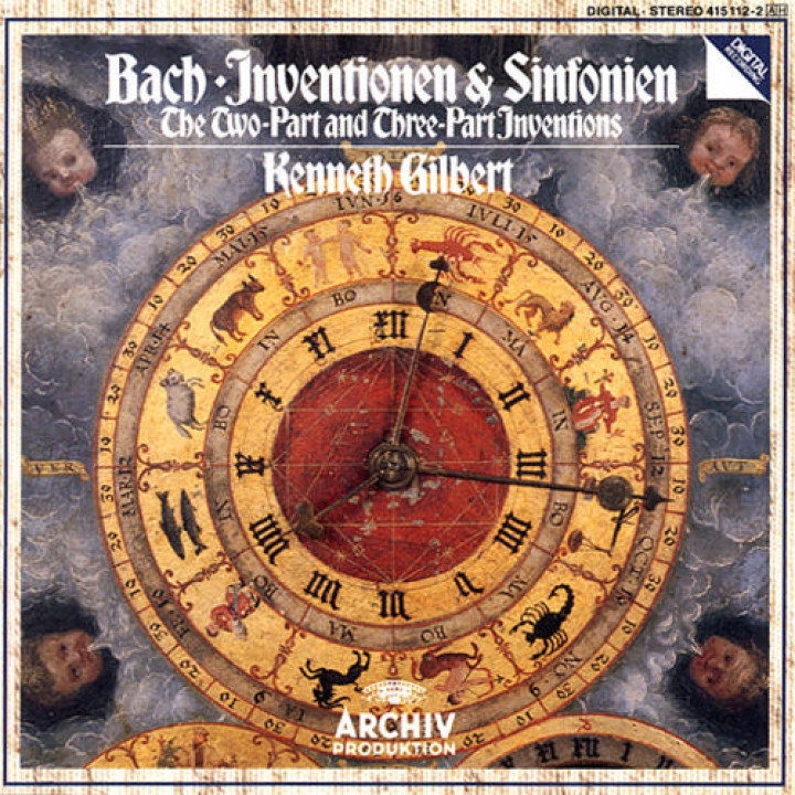 J. S. Bach: 15 Two-Part Inventions ; 15 Three-Part Inventions