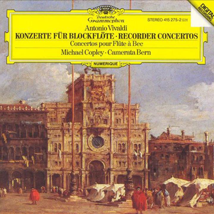 Vivaldi: Concertos for Recorder