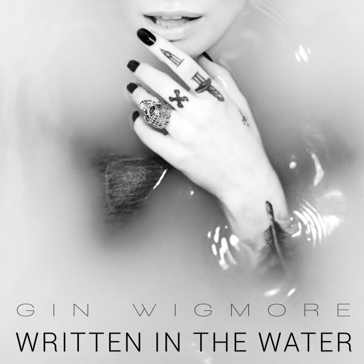Gin Wigmore Written In The Water Cover
