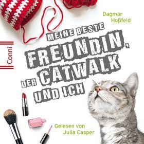 Conni, Jugendroman 3: Dagmar Hoßfeld: Meine beste Freundin, der Catwalk und ich, 00602547495037