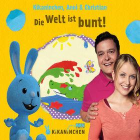 Kikaninchen, Die Welt ist bunt! Das 3. Album, 00602547342485
