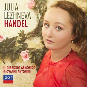 Julia Lezhneva, Julia Lezhneva - Handel, 00028947867661