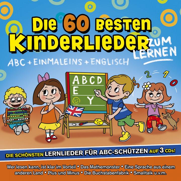 Die 60 besten Kinderlieder Vol.4 - Lernlieder
