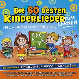 Familie Sonntag, Die 60 besten Kinderlieder Vol.4 - Lernlieder, 00602547295620