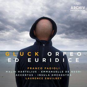 Franco Fagioli, Gluck: Orfeo ed Euridice, 00028947953159