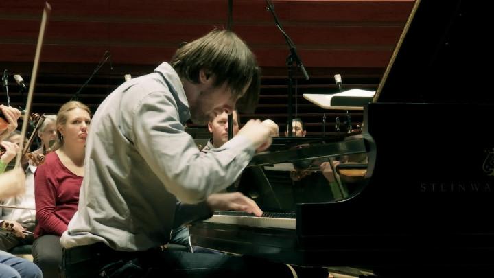 Rachmaninov Variation 18. Andante cantabile