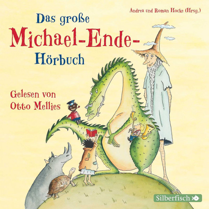 M. Ende: Das große Michael-Ende-Hörbuch