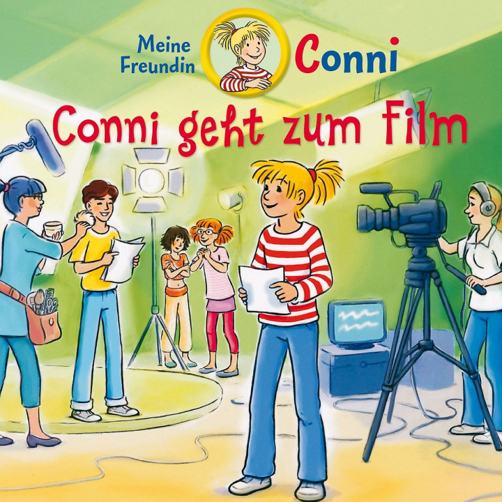 46: Conni geht zum Film
