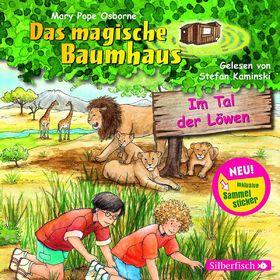 Das magische Baumhaus, Im Tal des Löwen, 09783867427418