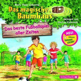 Das magische Baumhaus, Das beste Fußballspiel aller Zeiten (Jubiläumsfolge), 09783867427470