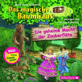 Das magische Baumhaus, Die geheime Kraft der Zauberflöte, 09783867427463