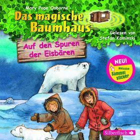 Das magische Baumhaus, Auf den Spuren des Eisbären, 09783867427401