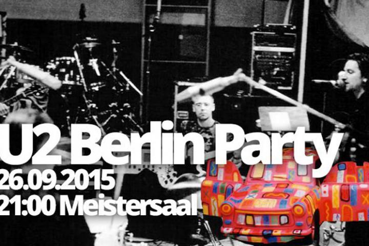 U2 Party Berlin