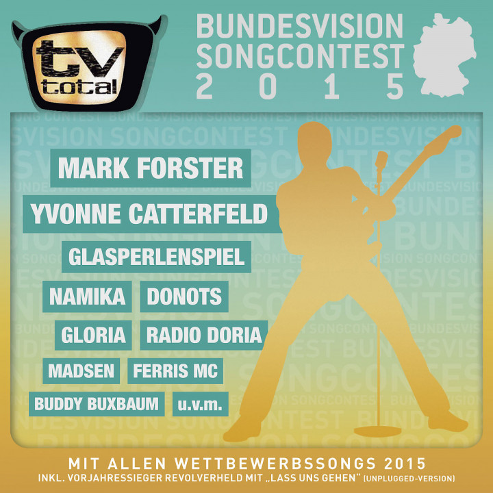 Bundesvision Songcontest 2015