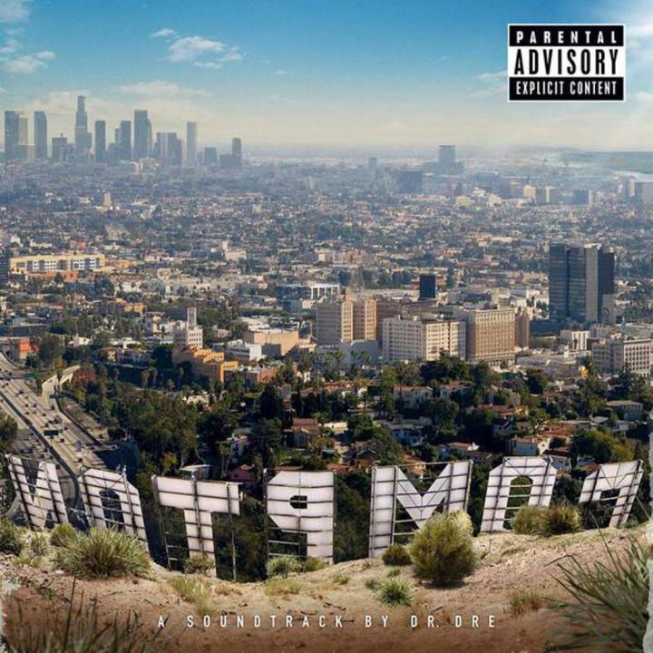 Dr. Dre Artwork