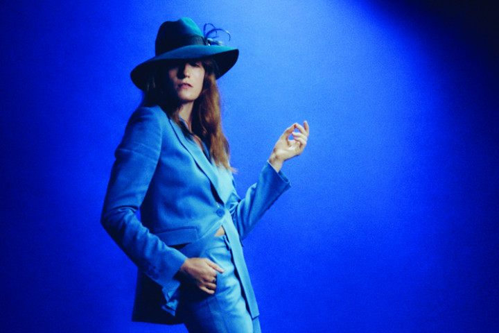 Florence + The Machine Pressefoto 2015