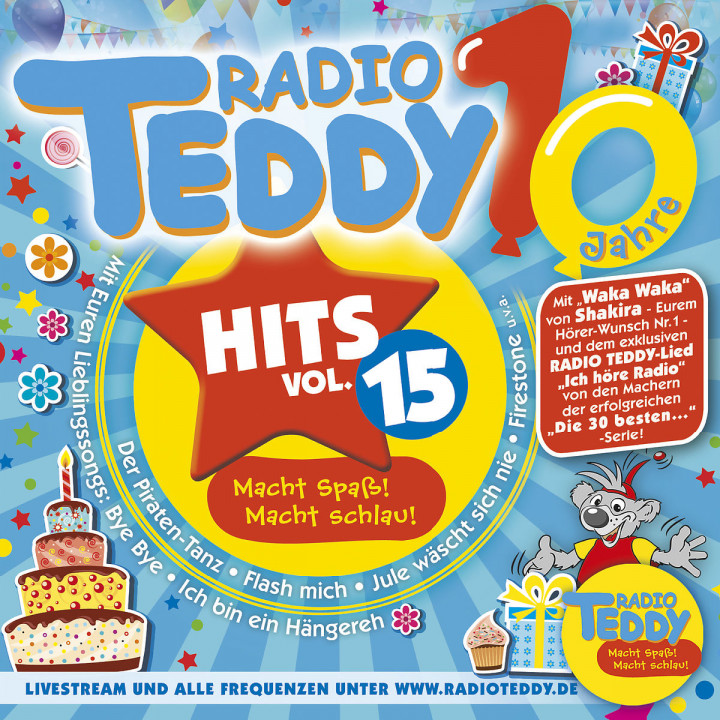 Radio Teddy Hits Vol. 15