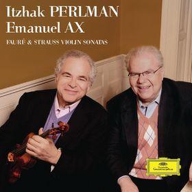 Itzhak Perlman, Fauré & Strauss Violin Sonatas, 00028948117741