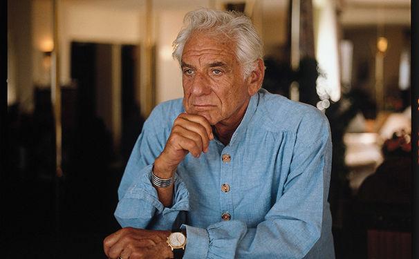 Leonard Bernstein, Verbeugung - Die Wiener Philharmoniker und Leonard Bernstein veröffentlichen vier Symphonien von Jean Sibelius