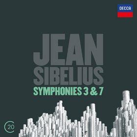 20 C, Sibelius: Symphonies Nos. 3, 6 & 7, 00028947883494