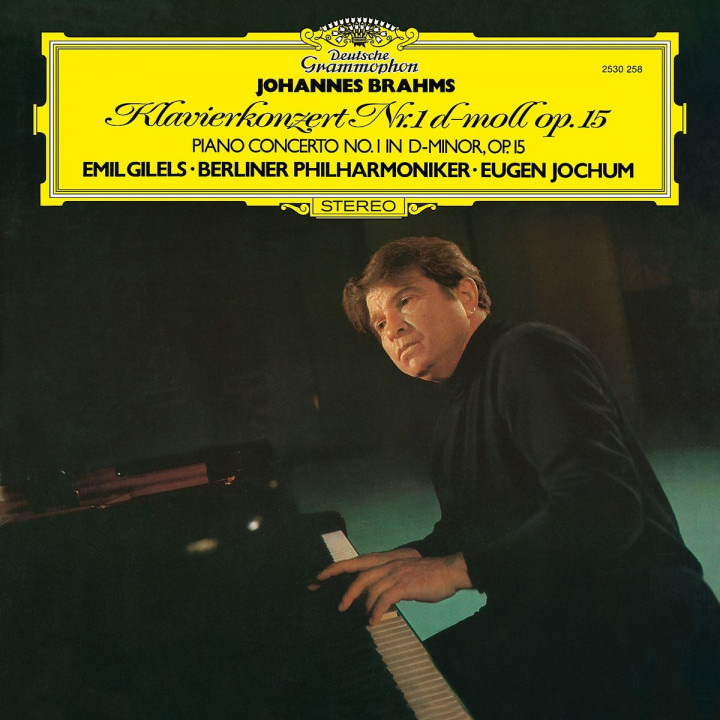 Brahms: Piano Concerto No.1 In D Minor, Op.15