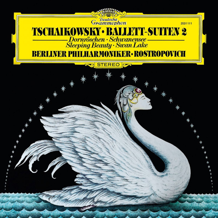 Tchaikovsky: Ballet Suites II - Swan Lake, Op.20; Sleeping Beauty, Op.66a