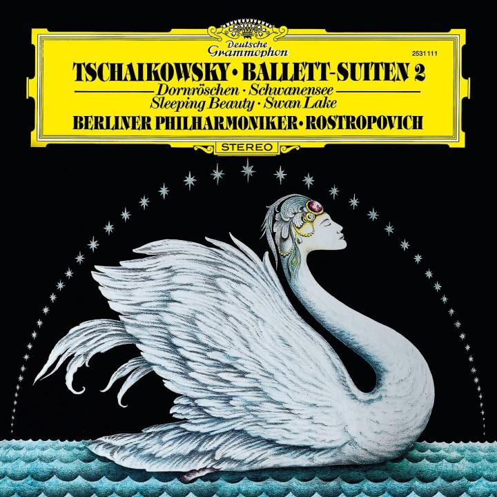 Tchaikovsky: Ballet Suites II - Swan Lake, Op.20; Sleeping Beauty, Op.66a