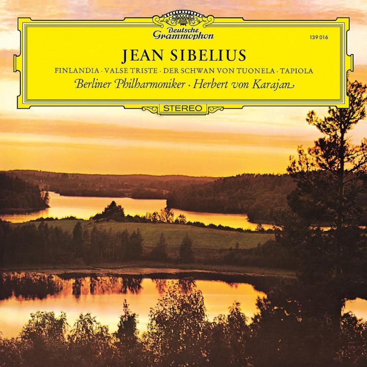 Sibelius: Finlandia, Op.26 No.7; Valse triste, Op. 44; The Swan Of Tuonela, Op.22, No.2; Tapiola, Op.112