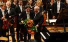Daniel Barenboim, Überglücklich – Barenboim interpretiert die Klavierkonzerte von Brahms