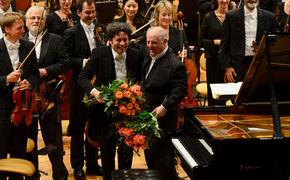 Gustavo Dudamel, Überglücklich – Barenboim interpretiert die Klavierkonzerte von Brahms