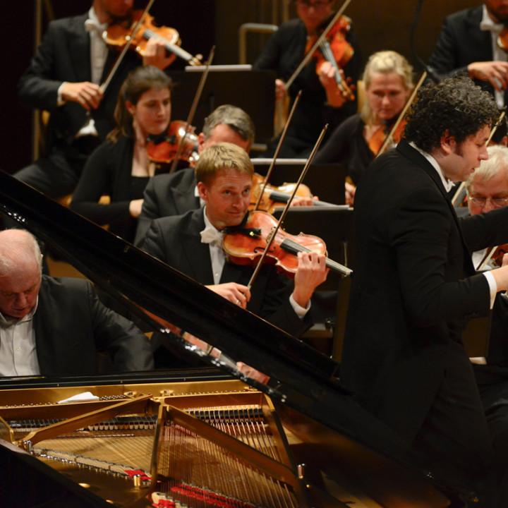 Daniel Barenboim, Gustavo Dudamel, Staatskapelle Berlin