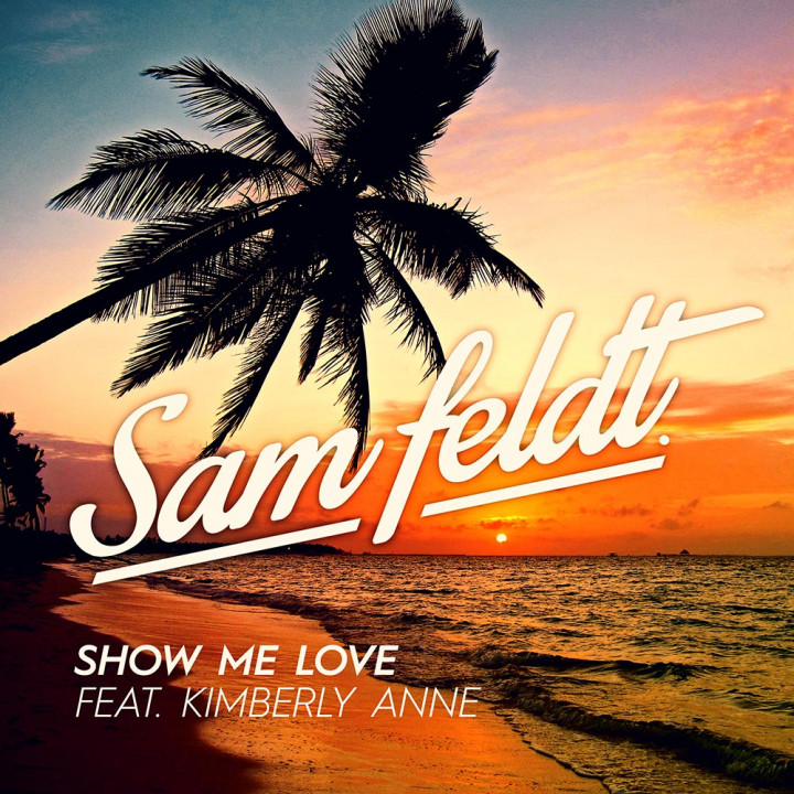 Sam Feldt_Show Me Love_Cover