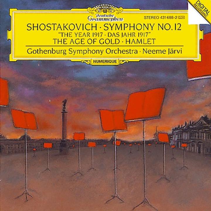 Shostakovich: Symphony No.12 The