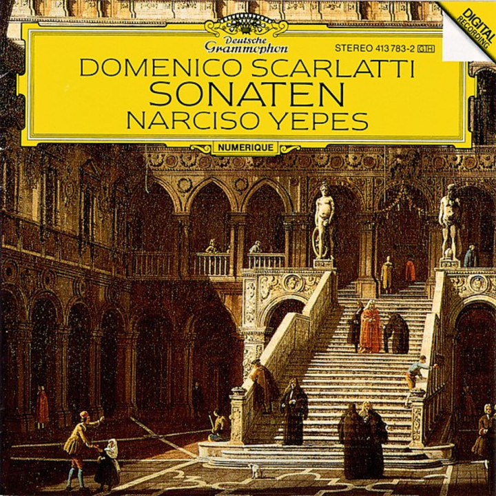 Scarlatti: Sonatas (Transcription: Narciso Yepes)