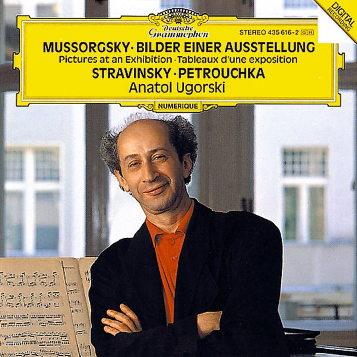 Mussorgsky: Pictures At An Exhibition / Stravinsky: Three Movements From Petrushka
