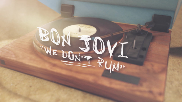 We Don't Run (Lyric Video)