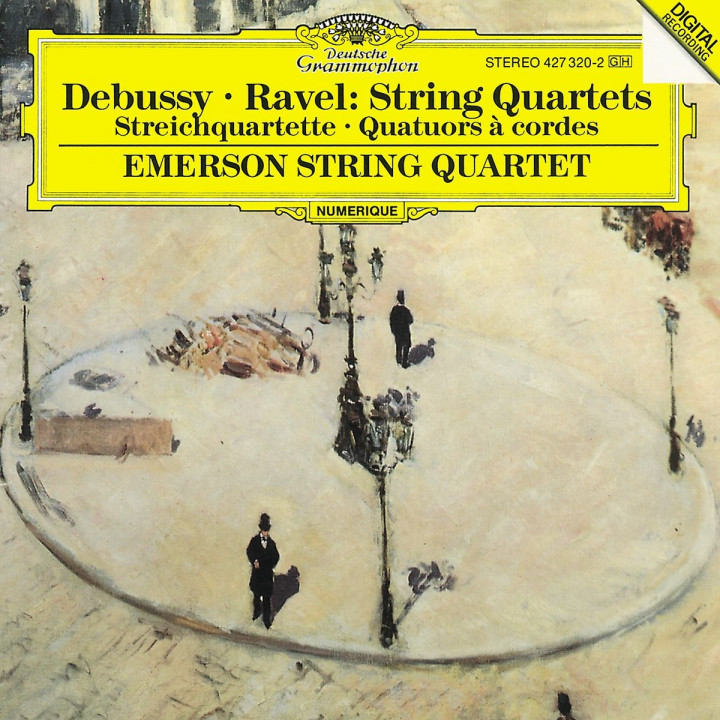Claude Debussy / Maurice Ravel: String Quartets