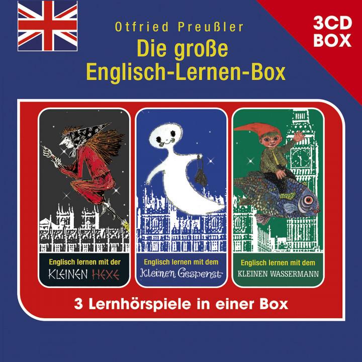 Die große Englisch Lernen-Box