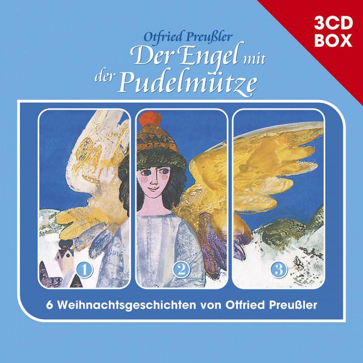 Der Engel mit der Pudelmütze - 3-CD Hörspielbox