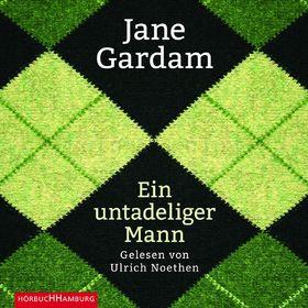 Various Artists, Ulrich Noethen: Jane Gardam - Ein untadeliger Mann, 09783957130143