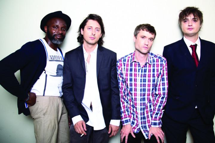 The Libertines 2015