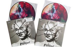 Madonna, Sichert euch jetzt euer Madonna-Fanpaket mit den Vinyl-Ausgaben zu Rebel Heart und Girl Gone Wild